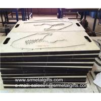 Affordable quality precision steel rule dies on plywood base Manufactures