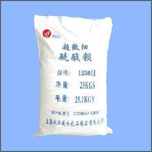 1250 Mesh Barite (Super fine Barium Sulfate) Manufactures