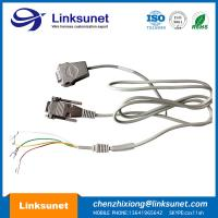 5 - 747905 - 2 D - SUB Soldering Wiring Harness LIYY 4 - 0.25 Custom Female 9 PIN Wiring Harness Manufactures