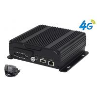3G/4G 1080P 720P AHD Mobile SD Card DVR Recorder H.264 Vehicle Blackbox MDVR Manufactures