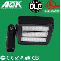 China UL DLC TUV SAA Approved 120W LED Parking Lot Light Retrofit Warranty 5 Years on sale