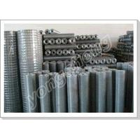 China Galvanized Welded Wire Mesh(Manufacturer & Exporter) on sale