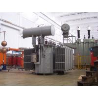 Steel Tank 3 Phase Power Transformer 220 KV - Class With HV / LV Winding Manufactures