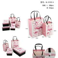Luxury Printed Small Paper Bags With Handless For Jewellery OEM Manufactures