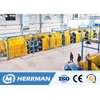 Planetary Type Cable Stranding Machine For OPGW And Fibre Optic Submarine Cable Manufactures