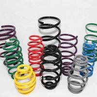 Disc Metal Compression Springs Steel Carbon Iron Alloy Material Manufactures
