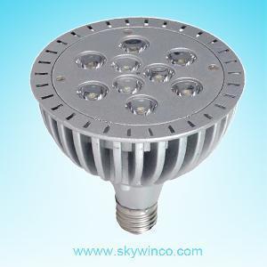MR16 LED Spotlight (9*1W, E27/GU5.3) (SW-BS09D7-S013) Manufactures