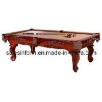Billiard Table, Pool Table (DS-13) Manufactures