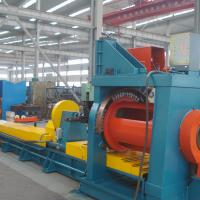 Slew Ring Bearing Wedge Wire Screen Machine 16-40 KVA Copper Wheel Welding Manufactures
