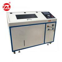 PC Control Rubber Testing Machine , ISO 1167 Microcomputer Control Pipe Hydraulic Pressure Burst Tester Manufactures