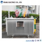 Amorphous Alloy Oil Immersed Transformer 200 Kva 10 Kv IEC60076 Standard Manufactures