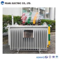 Amorphous Alloy Oil Immersed Transformer 200 Kva 10 Kv IEC60076 Standard Manufactures