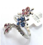 Alloy & Diamond Ring (JZ08096) Manufactures