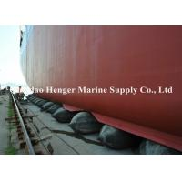 China High Buoyancy Force Heavy Lift Air Bags , Vessel Salvage Boat Lift Air Bags on sale