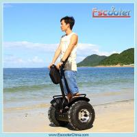 Self-balance 2000W electric personal transporter 2 wheels standing scooter Manufactures