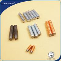 Professional Iso 13918 Weld Stud , Stainless Steel Studs M5~ M20 4.8 Grade Manufactures
