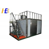 Integrated Cooling System Pepper Grinding Machine For Food Industry 100 - 1000kg/h Manufactures