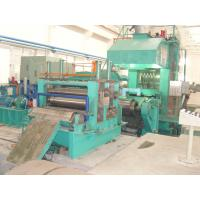 Carbon Steel Electric Rolling Mill Machines , 1000mm 4 Hi Reversible Cold for sale
