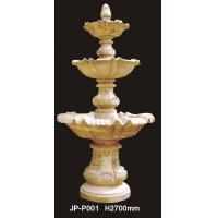 Factory sale durable large three tiers water fountain for garden Manufactures