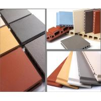 Thermal Insulated Exterior Wall Panels Flame Retardant With Hollow Structures Manufactures