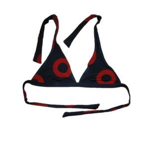 Buy cheap Custom Printed Own Design Bikini Top, Wholesale and Low MOQ Bikini customized from wholesalers
