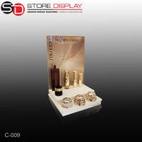 Factory produce Acrylic Counter Displays for skincare Manufactures