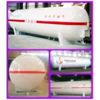 Factory Direct Sale 50000liter LPG Storage Tank Manufactures