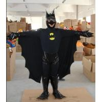 Popular Bat man Mascot Costume Manufactures