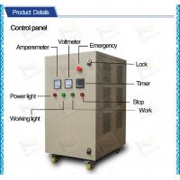 China Air Compressor Ozone Generator For Swimming Pool , cleanor PSA Oxygen Plant on sale