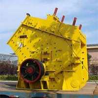 [Photo] Mineral impact crusher Manufactures