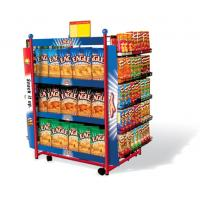 China Potato Chip & Snack Display Rack on sale