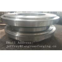 SA-182 F91 Stainless Steel Metal Forgings Ball Valve Forging Flange Manufactures