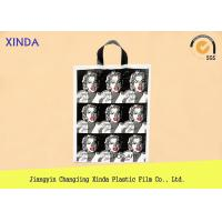 Low MOQ die cut handle bags excellent printing quality short delivery time Manufactures