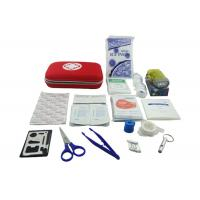 Lightweight School Office Travel First Aid Kit With 18 Contents Manufactures