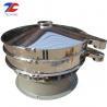 Silicone GypsumRotary Vibrating Screen 220V - 380V Coal Chemical Powder for sale