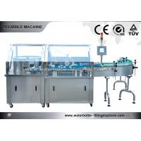 Auto Bottle Labeling Machine Wine Label Machine Vacuum Labels Trademark Cutting Manufactures