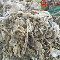 PE PP Film Plastic Washing Machine , Plastic Recycling Machine Single Screw Manufactures