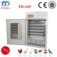 Full automatic  incubator  for 440eggs Manufactures