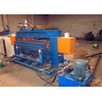 China Point Welding Mesh Machine / Manual Steel Grating Welding Machine on sale