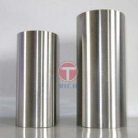 Titanium / Titanium Alloy Structural Steel Pipe Bars Billets High Strength Manufactures