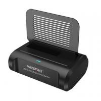 China 5Gbps USB 3.0 dock station, supports all 2.5/3.5-inch SATA hard drive on sale