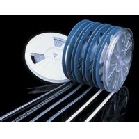 Black Anti-Static Customized SMD / SMT carrier tape and reel with 0.01 - 18mm depth Manufactures