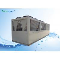 Good Performance Water Cooled Industrial Chiller Semi Hermetic In Pharmaceutical Manufactures