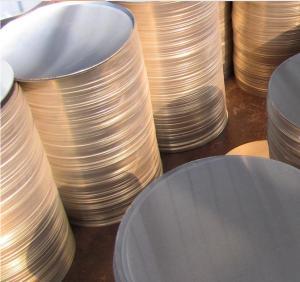 Cooking Pan A1060 Non Stick Aluminium Discs Circles Manufactures