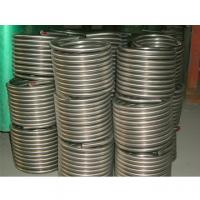 China JIS, ASTM, GB Stainless Steel Coil Tubing heat exchangers and cooler pipe on sale