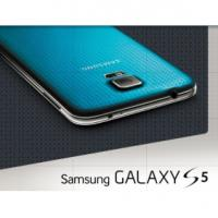 Samsung Galaxy S5 16GB - Blue - Factory Unlocked Manufactures