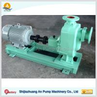 China self priming centrifugal high suction lift pumps on sale