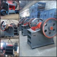 Large Capacity Jaw Crusher With Lifetime Warranty Manufactures