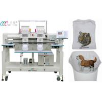 Quality double Head multi Needle Computerized Embroidery Machine for Uniform / Robes for sale
