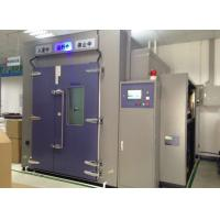 Walk-in Environmental Chamber Temperature / Climate Test Chamber for Modular Construction Manufactures